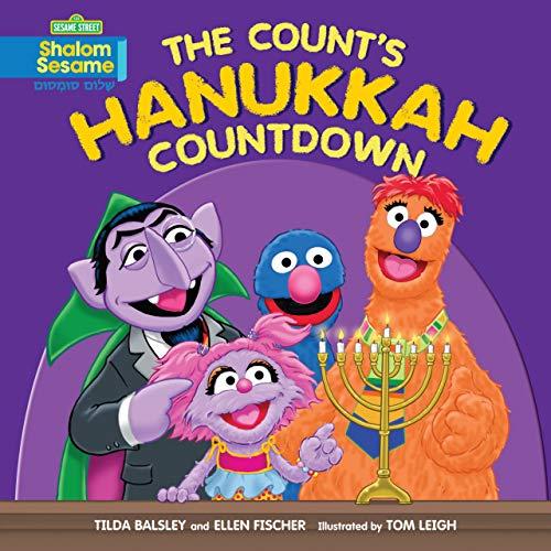 9780761375562: The Count's Hanukkah Countdown: Shalom Sesame