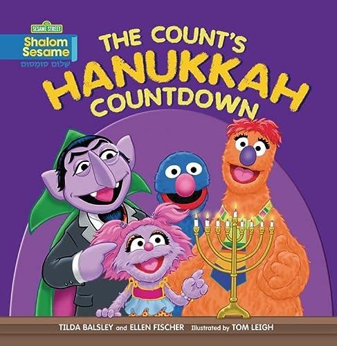 9780761375579: The Count's Hanukkah Countdown (Shalom Sesame)