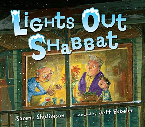 9780761375654: Lights Out Shabbat