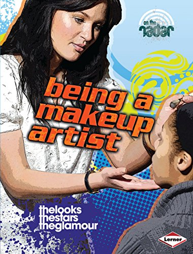 9780761377771: Being a Makeup Artist (On the Radar: Awesome Jobs)