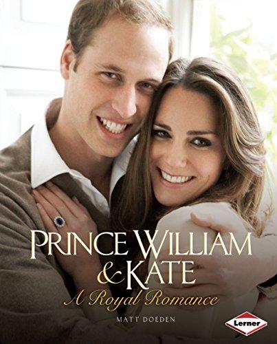 9780761380306: Prince William & Kate: A Royal Romance (Gateway Biographies (Paperback))