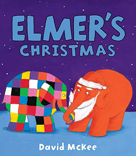 9780761380887: Elmer's Christmas (Andersen Press Picture Books (Hardcover))