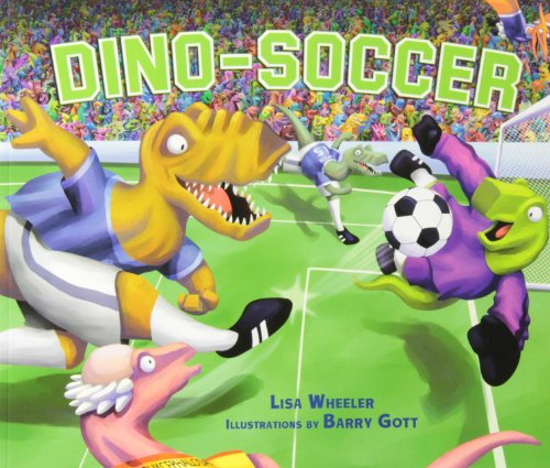 9780761381044: Dino-Soccer(Gr.K-3)