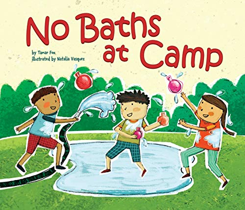 9780761381211: No Baths at Camp (Kar-Ben Favorites)