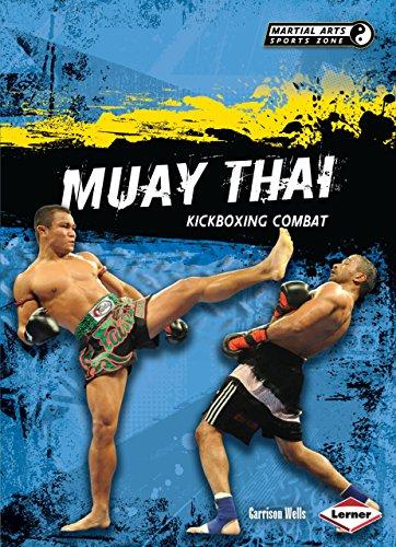 9780761384571: Muay Thai: Kickboxing Combat (Martial Arts Sports Zone)