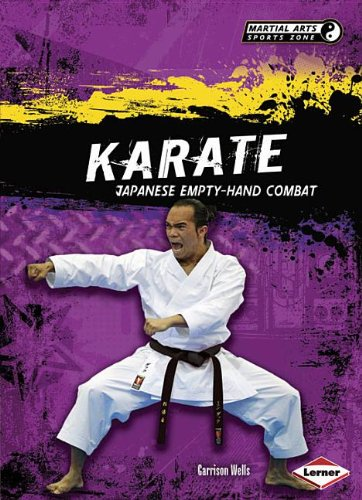 9780761384595: Karate: Japanese Empty-Hand Combat