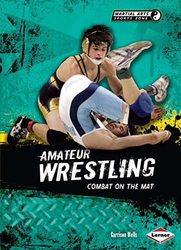 9780761384601: Amateur Wrestling: Combat on the Mat (Martial Arts Sports Zone)