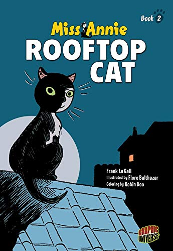 9780761385479: Miss Annie 2: Rooftop Cat