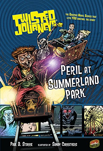 9780761385516: Peril at Summerland Park (Twisted Journeys)