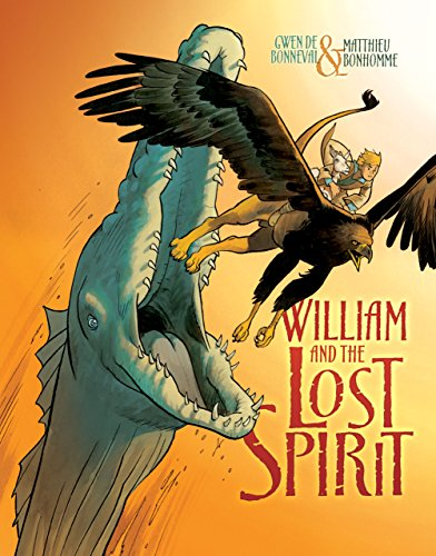 9780761385677: William and the Lost Spirit (Graphic Universe)
