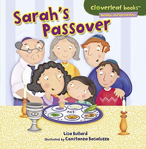 9780761385820: Sarah's Passover (Cloverleaf Books - Holidays and Special Days)