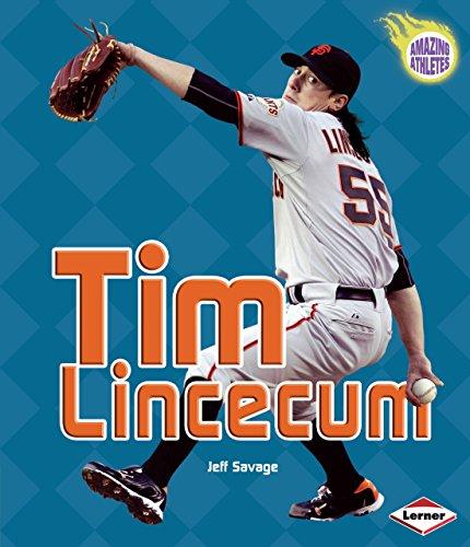 9780761386360: Tim Lincecum (Amazing Athletes) (Amazing Athletes (Hardcover))