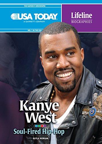 9780761386407: Kanye West: Soul-Fired Hip-Hop (USA Today Lifeline Biographies)