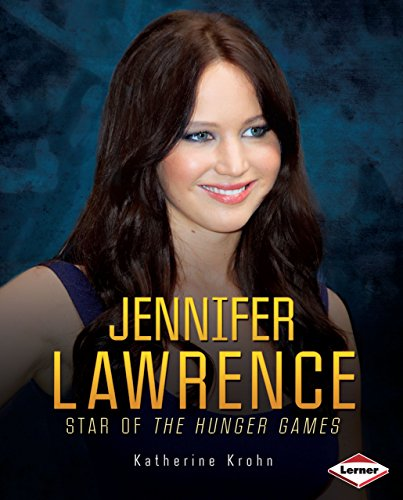 9780761386650: Jennifer Lawrence: Star of the Hunger Games (Gateway Biographies)