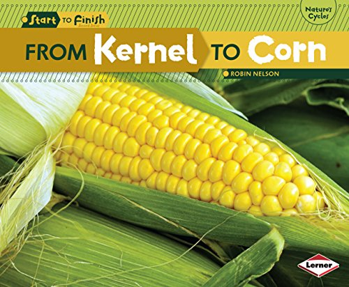 9780761386735: From Kernel to Corn (Start to Finish: Nature's Cycles)