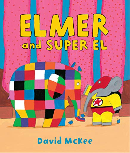 9780761389897: Elmer and Super El