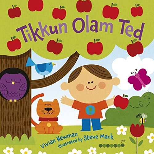 9780761390404: Tikkun Olam Ted (Very First Board Books)