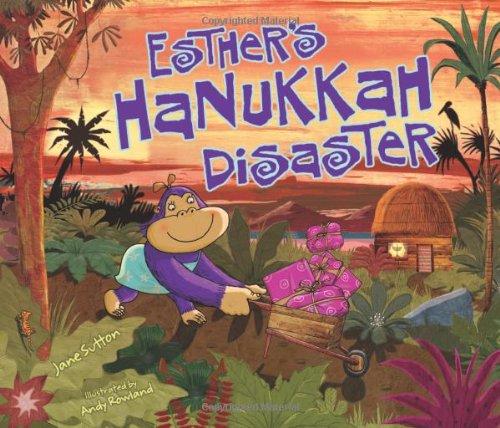 Esther's Hanukkah Disaster: Jane Sutton