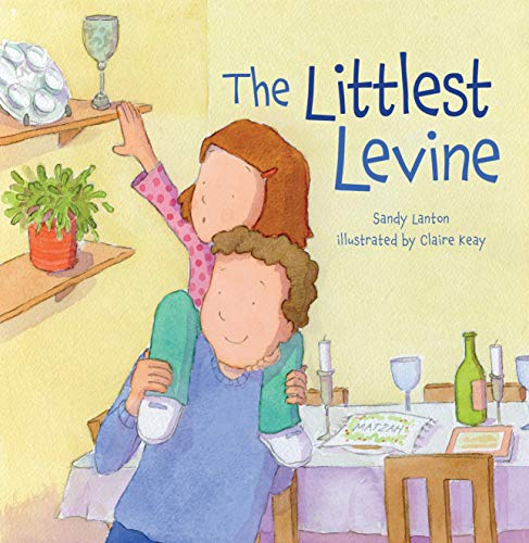 9780761390466: The Littlest Levine (Passover)
