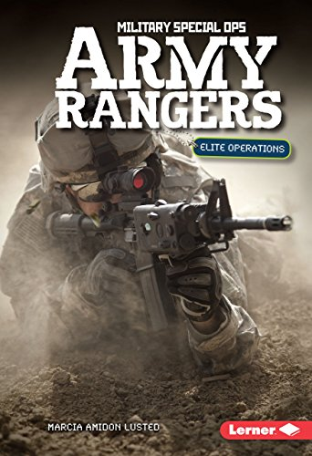 9780761390787: Army Rangers: Elite Operations (Military Special Ops)