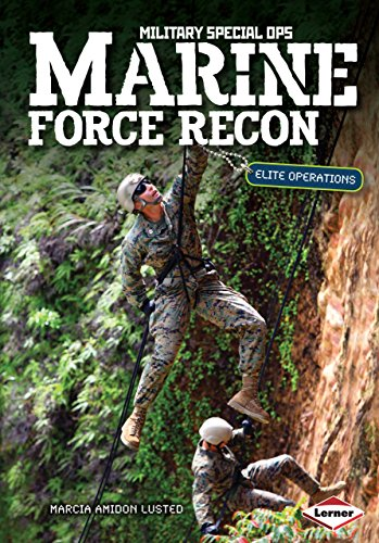 9780761390794: Marine Force Recon: Elite Operations (Military Special Ops)
