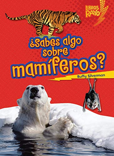 9780761393757: ..Sabes algo sobre mam¡feros?/ Do You Know about Mammals? (Libros Rayo - Conoce Los Grupos De Animales /Lightning Bolt Books T - Meet the Animal Groups)) (Spanish Edition)
