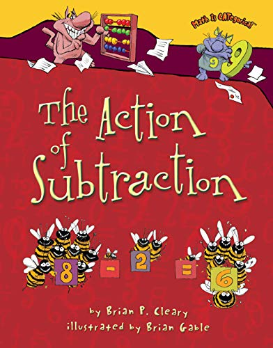 9780761394617: The Action of Subtraction (Math Is Categorical)