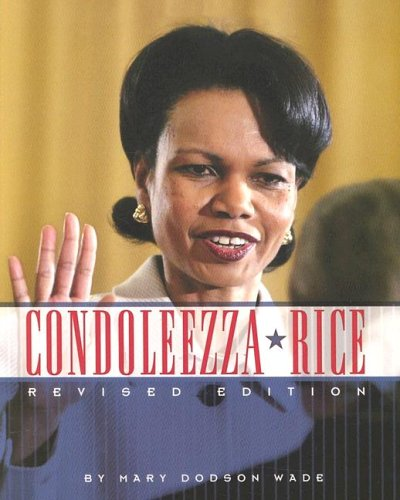 9780761395492: Condoleezza Rice (Gateway Biographies)