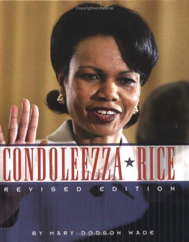 9780761395508: Condoleezza Rice (Gateway Biographies)