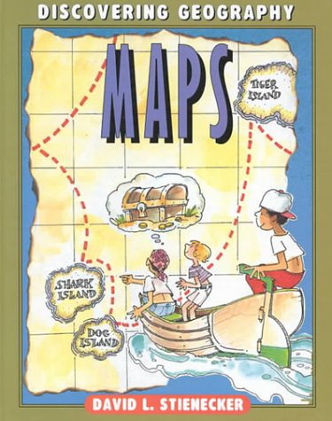 9780761405382: Maps (Discovering Geography)