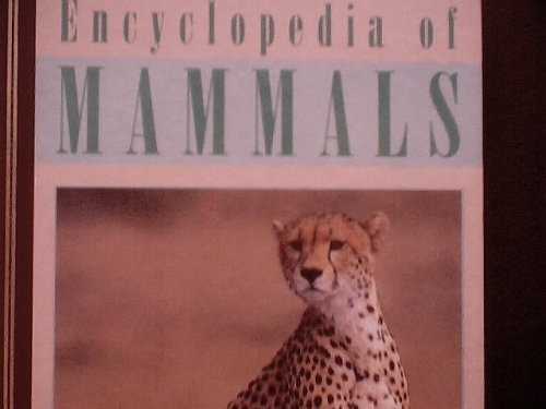 9780761405795: Encyclopedia of Mammals (Volume 4, Che-dho)