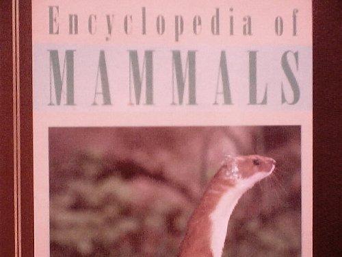 9780761405900: Encyclopedia of Mammals (Volume 15, Tig-wha)