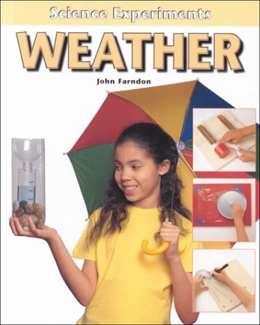 9780761410898: Weather (Science Experiments (Benchmark))