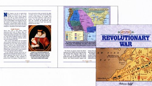 North American Historical Atlases: Stefoff, Refecca