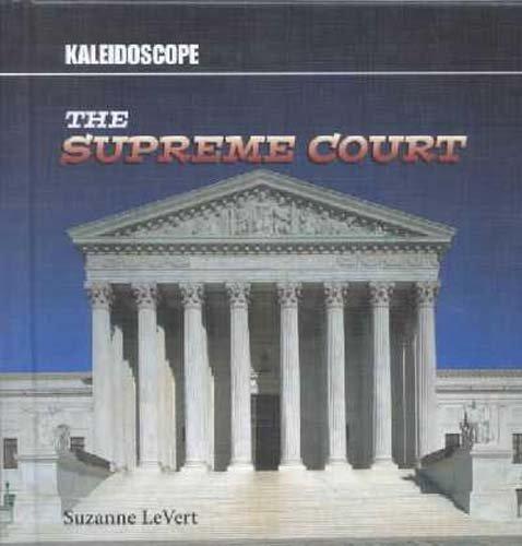 Supreme Court (Kaleidoscope): LeVert, Suzanne