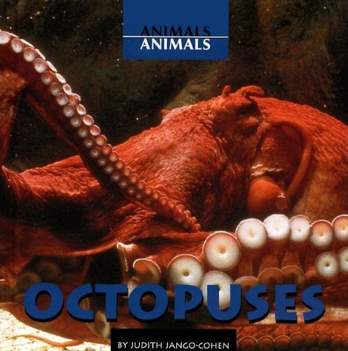 9780761416142: Octopuses (Animals, Animals)