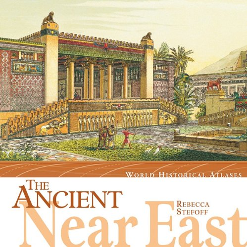 9780761416395: The Ancient Near East (World Historical Atlases)