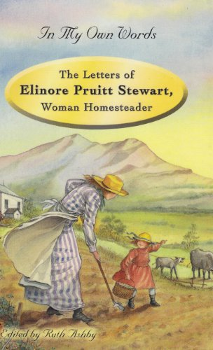 9780761416456: The Letters of Eleanor Stewart Pruitt, Woman Homesteader (In My Own Words)