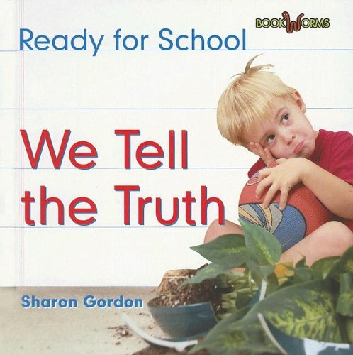 9780761419969: We Tell the Truth (Bookworms: Ready for School)