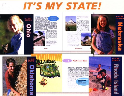 It's My State! Group 9: Arkansas, Mississippi, Puerto Rico, West Virginia (0761422129) by King, David C.; Gaines, Ann; Bjorklund, Ruth; Petreycik, Rick