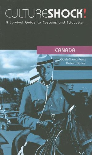 9780761424918: Culture Shock! Canada: A Survival Guide to Customs and Etiquette
