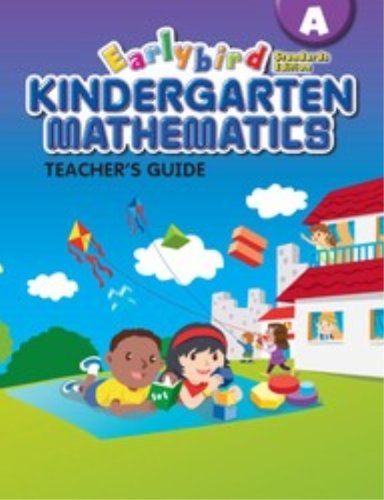 9780761427308: Earlybird Kindergarten Mathematics Level A Teacher's Guide (Standards Edition) (Singapore Math)