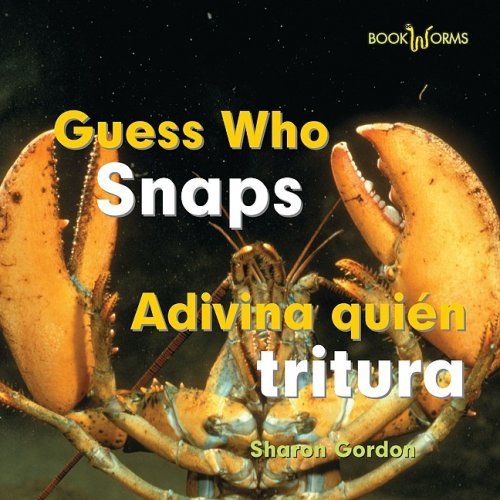 9780761428862: Guess Who Snaps / Adivina quien trirura