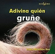 9780761434559: Adivina Quien Grune / Guess Who Grunts (Adivina Quien / Guess Who) (Spanish Edition)
