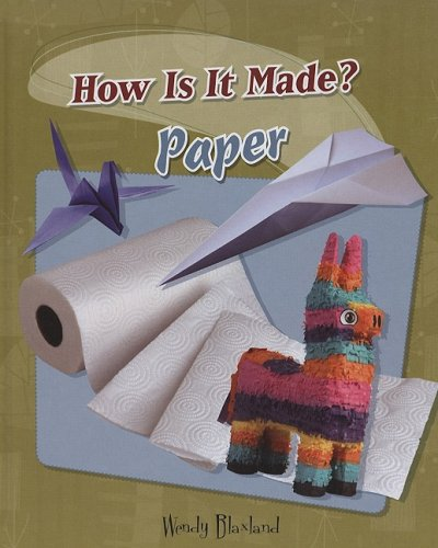 9780761438069: Paper (How Is It Made?)