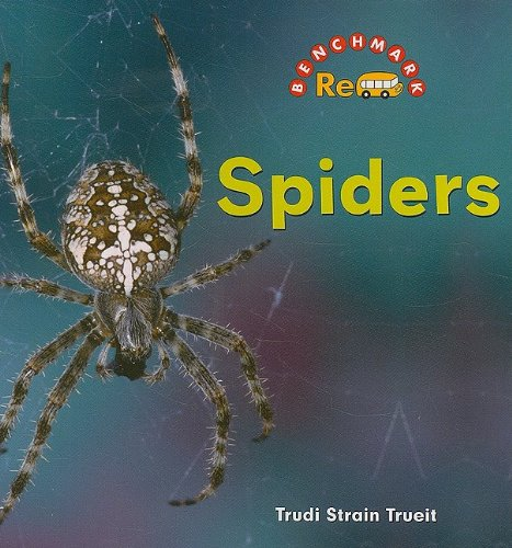9780761439653: Spiders (Benchmark Rebus: Creepy Critters)