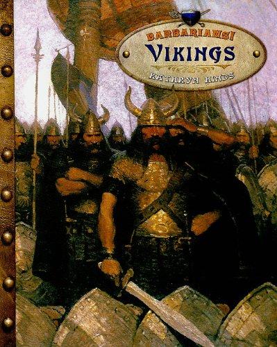 9780761440741: Vikings (Barbarians!)
