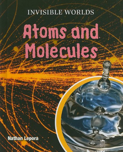 Inside Atoms and Molecules: Nathan Lepora