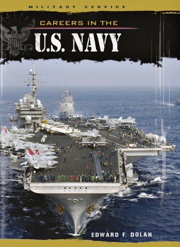 9780761442103: Careers in the U.S. Navy (Military Service)