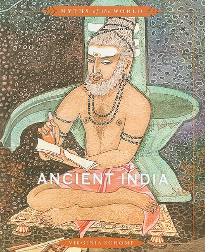 Ancient India (Hardback): Virginia Schomp